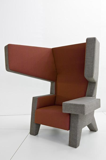 Ушастое кресло